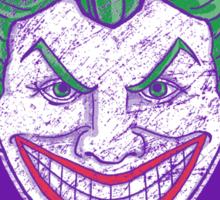 Arkham Island Sticker