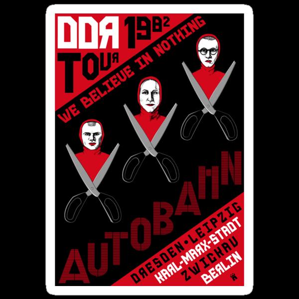 Autobahn Tour by castlepop