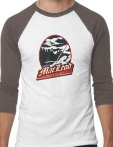 Highland Brew Men's Baseball ¾ T-Shirt