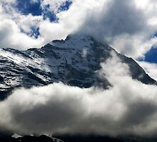 Eiger Nordwand by Billboeing