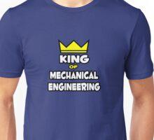 King of Mechanical Engineering Unisex T-Shirt