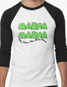 Mahna Mahna Men's Baseball ¾ T-Shirt