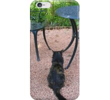 The Newest Section Of My Garden iPhone Case/Skin