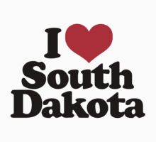 I Love South Dakota by iheart