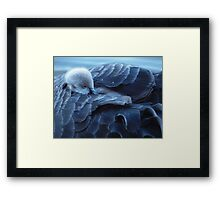 This is soooo cozy. Goodnight Mum. Framed Print