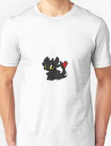 Toothless Dragon Unisex T-Shirt