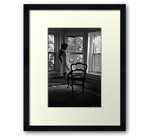Beautifully Mysterious Self-Abandoned Potraiture, Self- 3 Framed Print