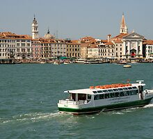Approaching Venice by CreativeUrge