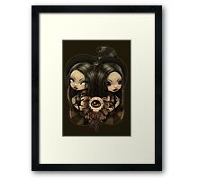 Mirror Soul Framed Print