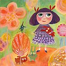 flowerland by Marianna Tankelevich