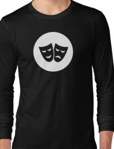 Drama Ideology Long Sleeve T-Shirt