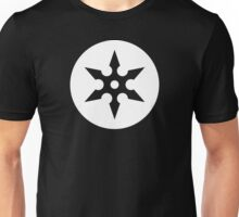 Ninja Shuriken Ideology Unisex T-Shirt