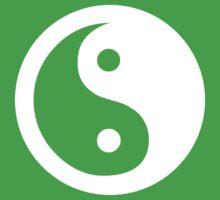 Yin Yang Ideology Kids Tee