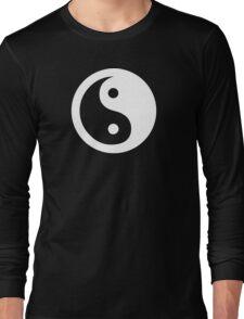 Yin Yang Ideology Long Sleeve T-Shirt
