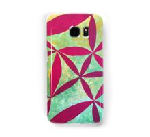 Red Leaves Samsung Galaxy Case/Skin