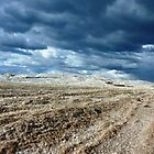 Clouds and Sandstone by KelShel