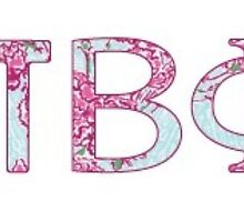 Lily Pi Beta Phi Letters (Transparent Backrground) by ashleyschnaar