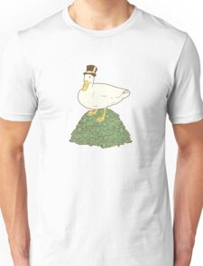The Richest Duck In The World Unisex T-Shirt