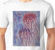 jellyfish blue Unisex T-Shirt