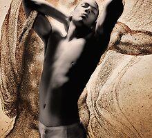 Michelangelo's Dream II by Anthony Boccaccio