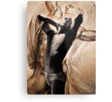 Michelangelo's Dream II Metal Print