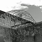 Behind The Prison Walls by Leanne Allen