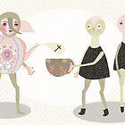 Tea please by EmmaIllustrator