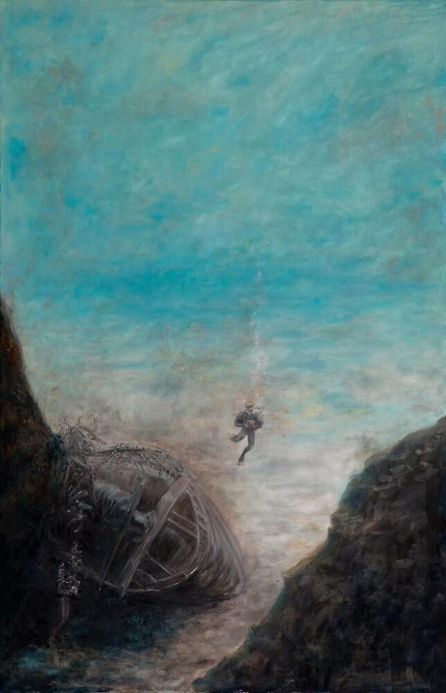 Pecio, (Wreck) by SALOMEdecambra