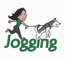 Jogging by registrento