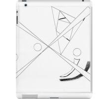 PERIOD;DOT iPad Case/Skin