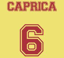 Caprica 6 Kids Clothes