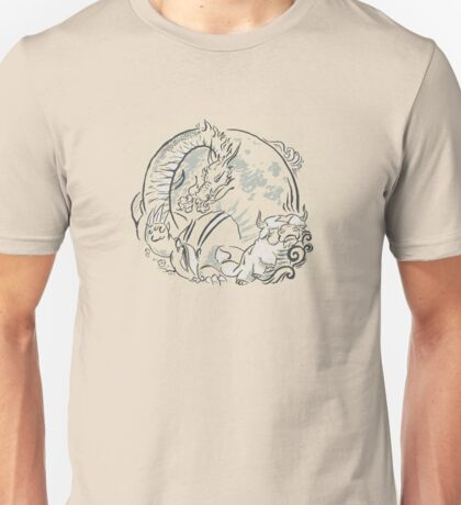 Four Benders Unisex T-Shirt