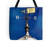 Go West Young Man, Like Your Family Said (Genesis) Tote Bag