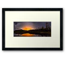 Just A Dream ~ Oregon High Cascades ~ Framed Print