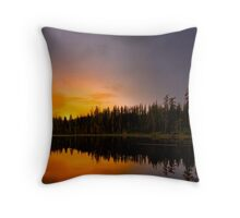 Just A Dream ~ Oregon High Cascades ~ Throw Pillow