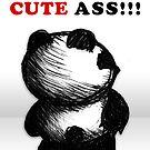 Kiss My Cute Ass!!! by frozenfa