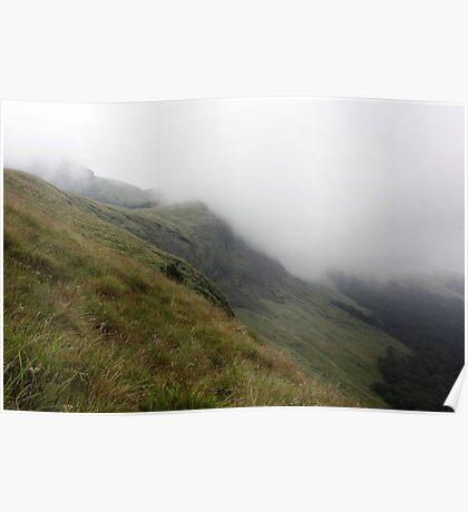 Mystical Cloud Poster