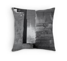 Return To The Past Throw Pillow