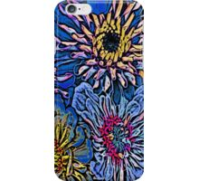 Flowers #9b iPhone Case/Skin