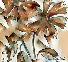 Flowers forever by Elizabeth Kendall