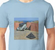 Cannon and Balls Unisex T-Shirt