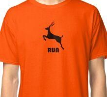 Antelope Black Classic T-Shirt