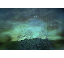 Crossroads in the Sky Photographic Print