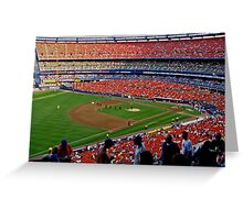 Shea Stadium - The Final Season Greeting Card