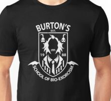 Burton's School of Bio-Exorcism Unisex T-Shirt