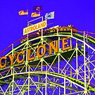 The Cyclone - Coney Island by michael6076