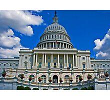 United States Capitol - Washington, DC Photographic Print