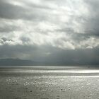Sea and mountains, Scotland by Alex Drozd
