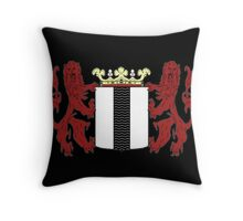 Coat of arms of Delft Throw Pillow