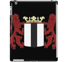 Coat of arms of Delft iPad Case/Skin